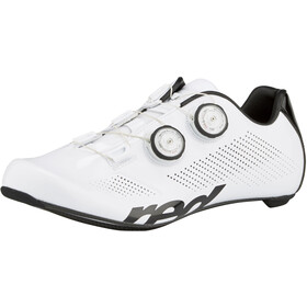 Red Cycling Products PRO Road I Carbon Racing Bike Shoes white